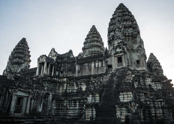 Angkor Wat, Angkor Archaeological Park, Siem Reap Province, Cambodia