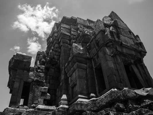 Ta Keo, Angkor Archaeological Park, Siem Reap Province, Cambodia